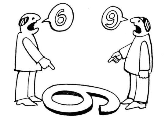 Perspectief - oordeel - begrip